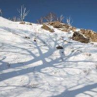 Отроги Уральских гор :: Любовь Потеряхина