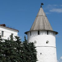Юго-Восточная башня :: Grey Bishop