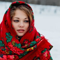 Russian bride :: Анна Николаева
