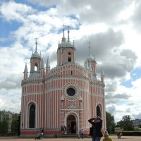 Чесменская церковь :: Евгения Чередниченко