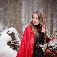 из серии красная шапочка :: Елизавета Ковылина