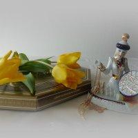 Привет из Казахстана от друзей юности... :: Galina Dzubina