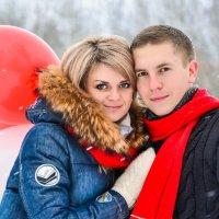 Одна история в зимний день :: Надежда Володько