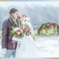 Счастье на двоих одно :: Любовь Ахмедьянова