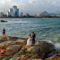 Свадебная фотосессия в Нячанге. Вьетнам. :: Rafael