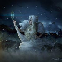 The Snow Queen :: Nata Yemets