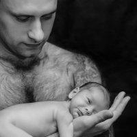 Отец и сын :: Виктория Дубровская