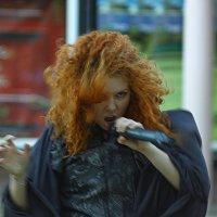 Женщина, которая поёт... :: Владимир Насыпаный
