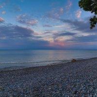 Вечернее море :: Марат Макс