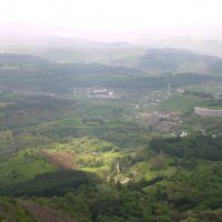 Вид с горы :: Evgeniya Alekseeva
