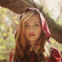 красная шапочка :: Marysia Small Сидорова