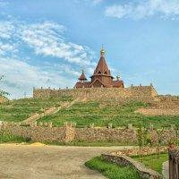 Храм на холме :: Marina Timoveewa
