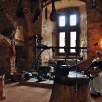 Замковая кухня. :: Mikhail