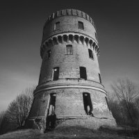 Башня в Тильзите :: Игорь Вишняков