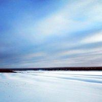Волны небесные и земные :: Николай Туркин
