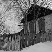 Грусть старого дома :: Елена Фалилеева-Диомидова