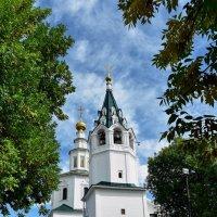 Церковь во имя Святителя Николая Чудотворца 1732-1735 г. г.Владимир :: АЛЕКСАНДР СУВОРОВ