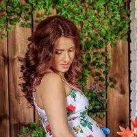 Женщина - это загадка, и одна ей разгадка - беременность... :: Анастасия Волкова