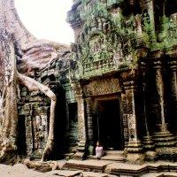 На ступенях храма... :: Анна