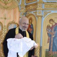 крещение :: Мария Прохорова