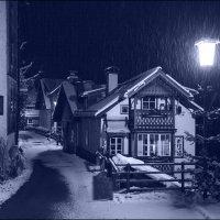 Зимняя Сказка Гальштата, Австрия :: Детский и семейный фотограф Владимир Кот