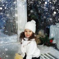 Снежная Эмилия. :: Белла Витторф