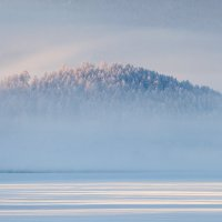 Морозное утро :: Валентина Кобзева