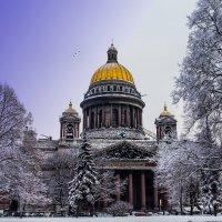 Исаакивскии собор :: Анна Кокарева