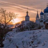 вечер :: Сергей Цветков