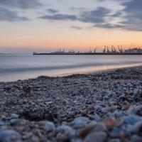 Закат на Азовском море :: Татьяна Петрушкина