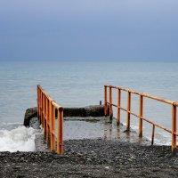 Морской пейзаж :: Андрей Майоров