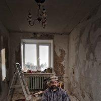 Думы о вечном ... о ремонте :: Вячеслав Лымарь