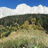 Вид на скалы :: Сергей Анатольевич