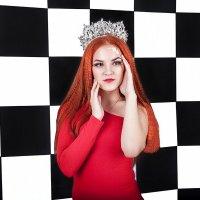Шахматная королева. :: Алексей Хаустов