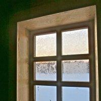 окно в часовне :: Елена