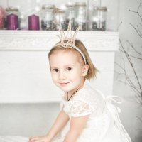 Маленькая принцесса Ариана :: Мария Дергунова
