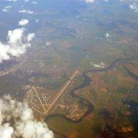 Жуковский Раменское. Где то здесь новый аэропорт Москвы будет 15 марта, :: Alexey YakovLev