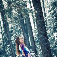 Зимняя красавица2 :: Ольга Белёва