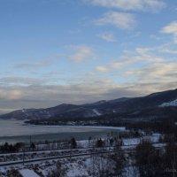 между Слюдянкой и Байкальском :: василиса косовская