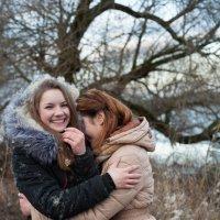 Дарья и Инга :: Витя Ярмолинский