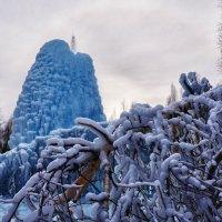 Ледяной фонтан :: Светлана Игнатьева