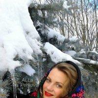 Зима в Одессе :: Алла Перькова