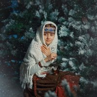 12 месяцев :: Юлия Огородникова