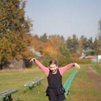Я учусь летать! :: Марина Болотова