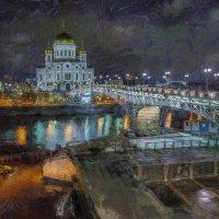 Полечу от века к веку - прочь законы бытия! :: Ирина Данилова