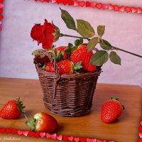Ко дню всех влюблённых :: Nina Yudicheva