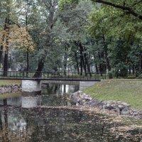 В Лопухинском саду :: Valeriy Piterskiy