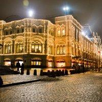 Красная площадь :: Оксана Слюсарева