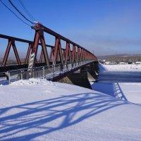 Мост и тени :: Наталия Григорьева