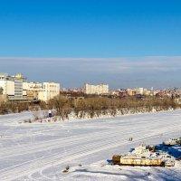 Ледовые дорожки :: Олег Манаенков